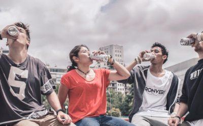 Tendencias de las bebidas energéticas