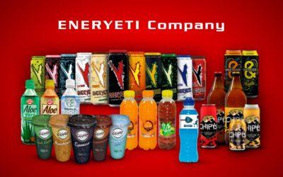Eneryeti Company, toda una revolución en bebidas
