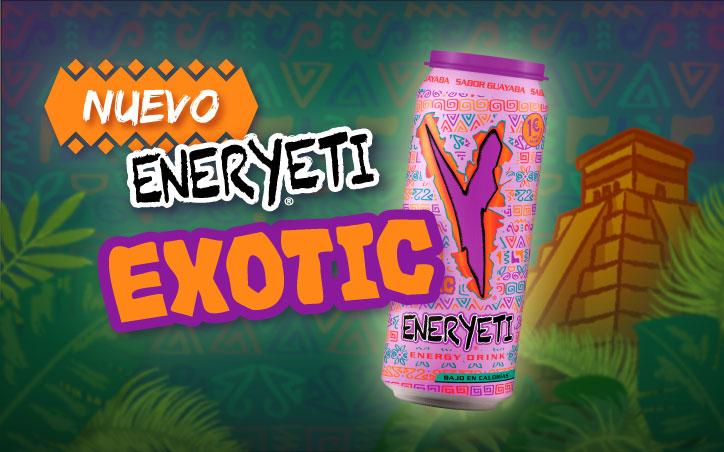 Eneryeti Exotic, nuevo sabor a guayaba