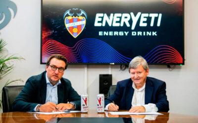 ENERYETI NUEVO PATROCINADOR DEL LEVANTE UD